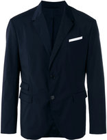 Neil Barrett pocket front blazer