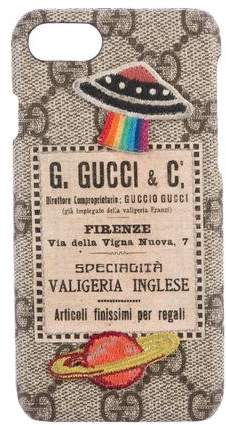Gucci 2017 Courrier iPhone 7 Case