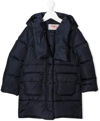 Il Gufo Zipped Padded Jacket