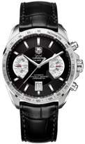 Tag Heuer Men's Grand Carrera Chronograph Calibre 17 Rs Watch CAV511A.FC6225