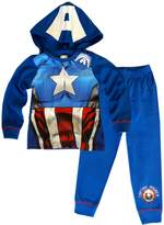 The Hulk Boys Avengers Detachable Hood Novelty Pajamas Pj Age 2-8 Years