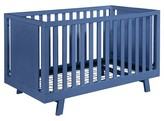 Shermag Grayson 3-in-1 Convertible Crib - Blue
