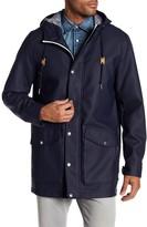 Levi's Hooded Rain Coat
