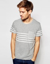 Selected Homme Breton Stripe T-shirt