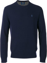 Polo Ralph Lauren Hunter sweater - men - Merino - S