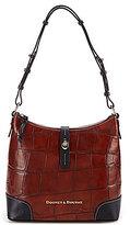 Dooney & Bourke Denison Collection Hobo Bag