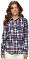 Chaps Petite Jennifer Shirt