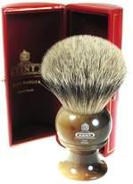 Kent Large Horn Badger Shaving Brush - H12