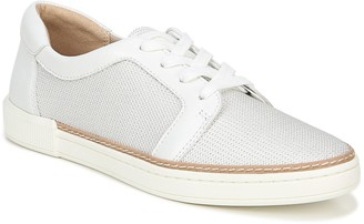 Naturalizer Leather Lace-up Oxford Sneakers - Jane 2