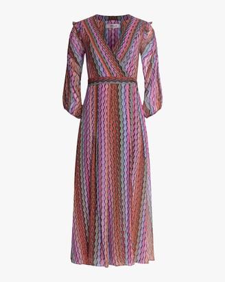 Diane von Furstenberg Bree Midi Dress