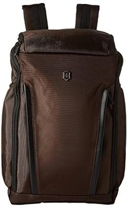 Victorinox Altmont Professional Fliptop Laptop Backpack (Dark Earth) Backpack Bags