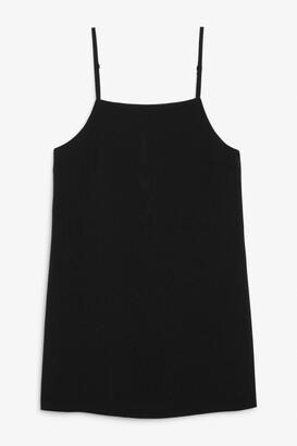 Monki Spaghetti strap A-line dress