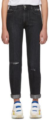 Stella McCartney Black Logo 2001 Jeans