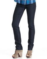Calvin Klein Jeans Petite Jeans, Straight-Leg, Rinse Wash