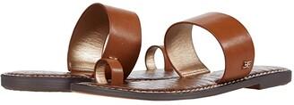 Sam Edelman Gorgene (Saddle Atanado Leather) Women's Shoes