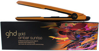 ghd Wanderlust Collection Amber Sunrise Gold Styler Flat Iron