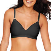 Hanes Ultimate Smooth Inside And Out Foam Comfortflex Fit Wireless T-Shirt Full Coverage Bra-Hu05