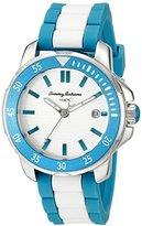 Tommy Bahama Women's 10018303 Laguna Analog Display Japanese Quartz White Watch