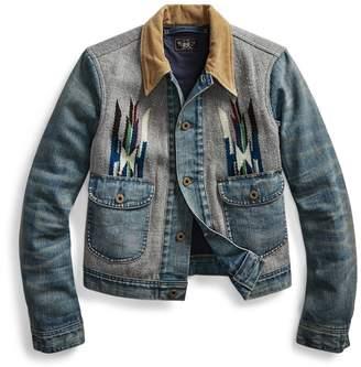 Ralph Lauren Cowboy Denim Jacket