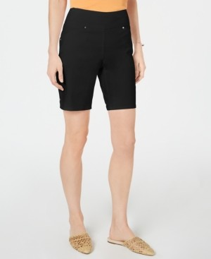 INC International Concepts Inc Curvy Bermuda Shorts, Created for Macy's