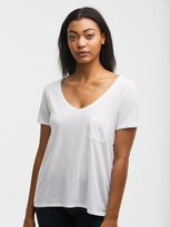 Fashionable Karina V-Neck Tee