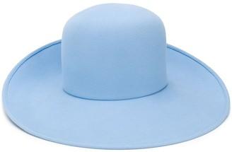 Nina Ricci Wide Brim Felt Hat