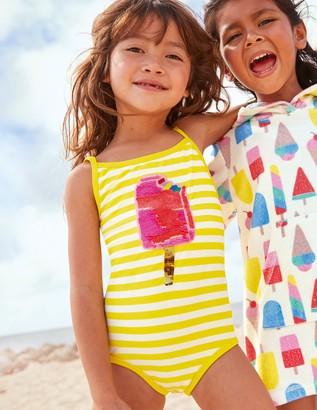 Colour-Change Sequin Swimsuit