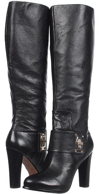 Enzo Angiolini Asterisk (Black Leather) - Footwear