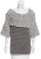 Thakoon Striped Knit Sweater