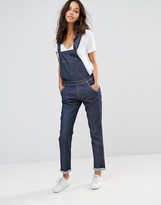 Lee Straight Denim Dungarees