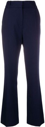 Victoria Beckham Tailored Loose Fit Trousers