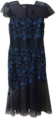 Sea New York Blue Polyester Dresses