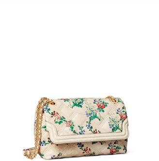 Tory Burch Fleming Soft Printed Convertible Shoulder Bag