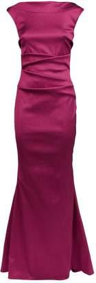 Talbot Runhof Scoop Back Gown