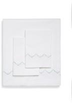 Belle Epoque Francesca Scalloped Sheet Set