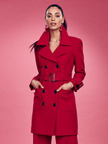 New York & Co. Wool Trench Coat