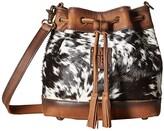 Sts Ranchwear STS Ranchwear The Classic Bucket Bag (Cowhide/Tornado Brown) Handbags
