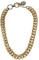 Lanvin Chain Link Necklace