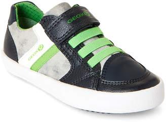 Geox Toddler Boys) Navy & Light Grey Gisli Low-Top Sneakers