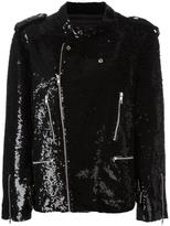 Ashish biker jacket - women - Cotton/Polyester - M