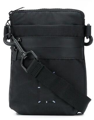 McQ Multi-Pocket Messenger Bag