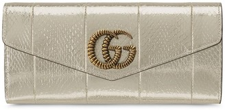 Gucci Broadway Double G clutch