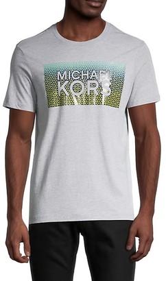 Michael Kors Logo Graphic T-Shirt