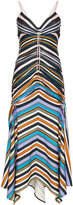 Peter Pilotto Stripe Jersey Dress