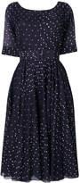 Samantha Sung mini dot Aster dress