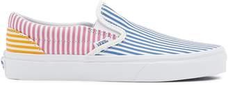 Vans Deck Club striped sneakers