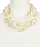 Anna & Ava Diana Bauble Pearl Statement Necklace