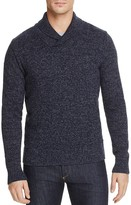Todd Snyder Marled Shawl Collar Sweater