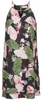 Moony Mood COCONI women's Dress in Multicolour