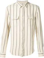 Levi's woven stripe shirt